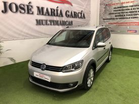 VOLKSWAGEN Touran 2.0TDI Cross