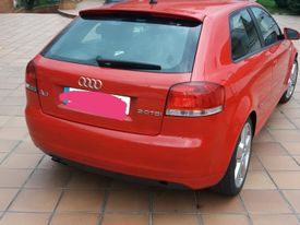 AUDI A3 2.0TDI Limited Edition S-Tronic