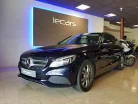 MERCEDES-BENZ Clase C Estate 200CDI BE Avantgarde Edition