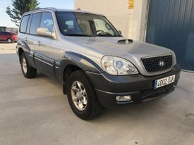 HYUNDAI Terracan 2.9CRDI Full