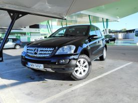 MERCEDES-BENZ Clase M ML 280CDI Aut.