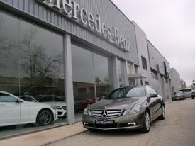 MERCEDES-BENZ Clase E Coupé 350CDI BE 7G Plus