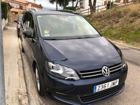 VOLKSWAGEN Sharan 2.0TDI Advance 4Motion 140