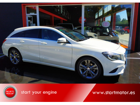 MERCEDES-BENZ Clase CLA Shooting Brake 200CDI Urban