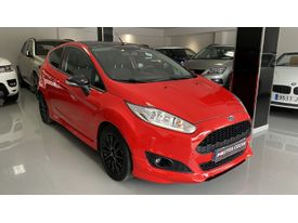FORD Fiesta 1.0 EcoBoost Red Edition 140