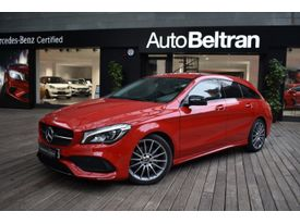 MERCEDES-BENZ Clase CLA Shooting Brake 220d 7G-DCT