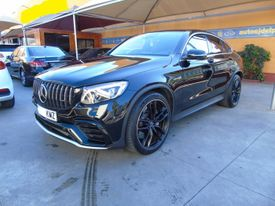 MERCEDES-BENZ Clase GLC Coupé 63 AMG 4Matic Aut.