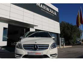 MERCEDES-BENZ Clase B 180 BE 7G-DCT