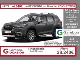 SUBARU Forester  HYBRID EXECUTIVE CVT AUT.