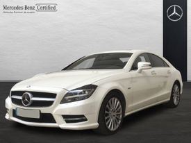 MERCEDES-BENZ Clase CLS 500 BE 4-Matic BlueEfficiency 4Matic