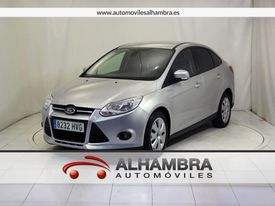 FORD Focus Sedán 1.6TDCi Trend 115