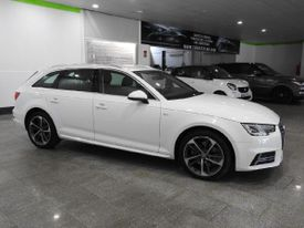 AUDI A4 Avant 2.0TDI S line edition 110kW