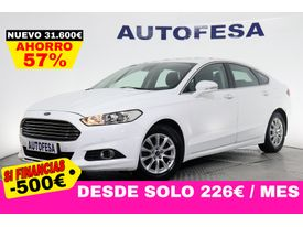 FORD Mondeo 2.0 TDCi 150cv Trend 5p Powershift S/S # IVA DEDUCIBLE, NAVY, LEVAS