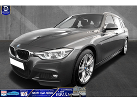 BMW Serie 3 318 318dA-Touring M-Sport LED/NAVI/H-UP/D-ASS/M-DISP