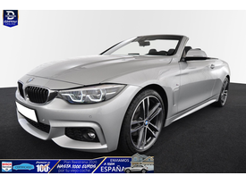 BMW Serie 1 114 420dA Cabrio M-Sport LED/NAVI/H-UP/D-ASS/LHZ/19
