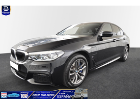 BMW Serie 5 530 530e Performance M-Sport LED/NAV/P-ASSIST/GSD/18