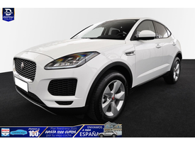 JAGUAR E-Pace   20p-AWD S LED/NAV/LEDER/K-LESS/PRIVACY/18