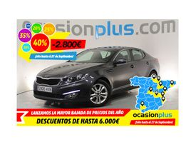 KIA Optima 1.7CRDi Drive