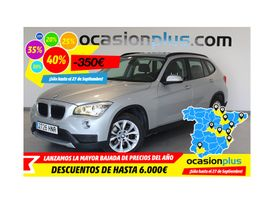 BMW X1 sDrive 20d Efficient Dynamics Edition