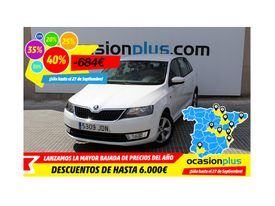 SKODA Spaceback 1.2 TSI Ambition 77kW