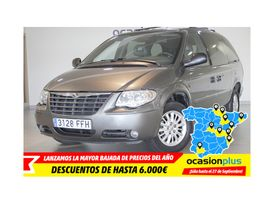 CHRYSLER Voyager Grand 2.8CRD SE Aut.