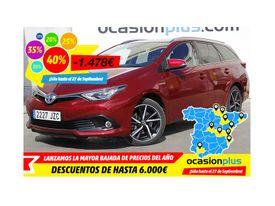 TOYOTA Auris Touring Sports hybrid 140H Feel!