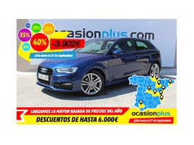 AUDI A3 1.8 TFSI S line edition S-Tronic