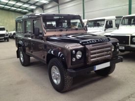 LAND-ROVER Defender 110 SW E