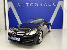 MERCEDES-BENZ Clase E Cabrio 350CDI BE 7G Plus