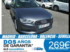 AUDI A3 Sedán 1.6TDI CD Attracted 110