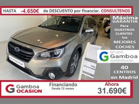SUBARU Outback 2.5i Executive Silver Edition CVT