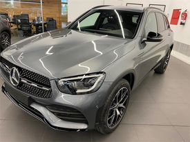 MERCEDES-BENZ Clase GLC Coupé 300de 4Matic