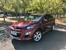 MAZDA CX-7 2.2CRTD Luxury