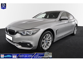 BMW Serie 1 114 420dA xDrive G-Coupe Luxury LED/NAVI/H-UP/D-ASSI