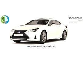 LEXUS RC 300h Executive Navigation