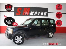 LAND-ROVER Discovery  2.7 TDV6 SE