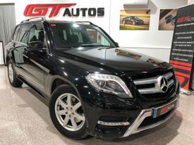 MERCEDES-BENZ Clase GLK 220CDI BE