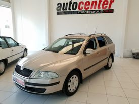 SKODA Octavia Combi 1.9TDI Collection 110