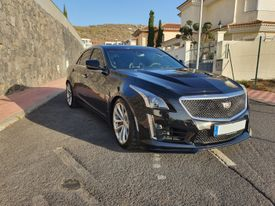 CADILLAC CTS V6 2.8l Sport Luxury Aut.