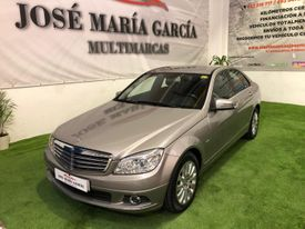 MERCEDES-BENZ Clase C 180 K BE Edition 2009