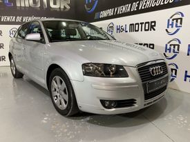 AUDI A3 Sportback 2.0TDI Attraction DPF