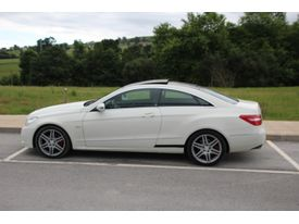 MERCEDES-BENZ Clase E Coupé 350CDI BE Aut.