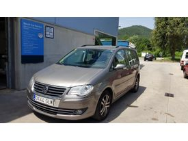 VOLKSWAGEN Touran 1.9TDI Traveller Bluemotion 105