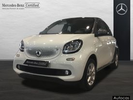SMART Forfour 66 Aut.