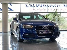 AUDI A3 Sedán 2.0TDI S Line Edition S-T 110kW (4.75)