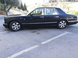 BENTLEY Arnage LWB Red Label