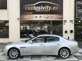 MASERATI Quattroporte 4.2 Executive GT Duoselect