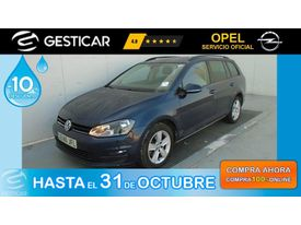 VOLKSWAGEN Golf VARIANT ADVANCE BLUEMOTION TECH. 1.6 TDI