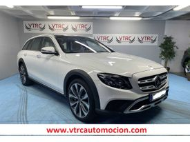 MERCEDES-BENZ Clase E Estate 350d 4Matic All-Terrain 9G-Tronic