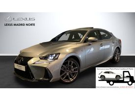 LEXUS IS   300h F Sport Navibox. 487€/mes.